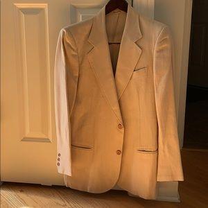 Gucci Men's 100% silk blazer